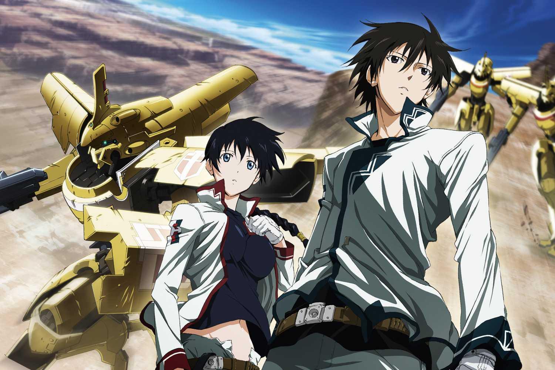 Broken Blade Anime Series