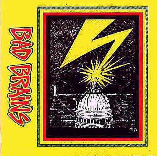 Album art for Bad Brains -