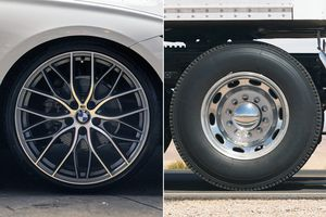 Alloy rim vs. Steel wheel