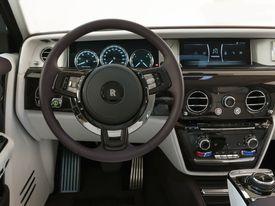 Rolls Royce Phantom VIII With Designer Giles Taylor