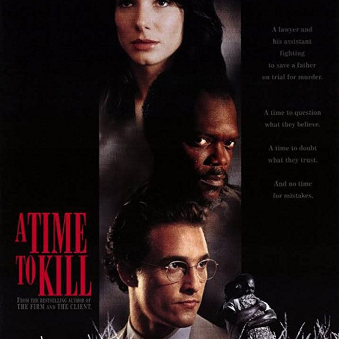 A Time To Kill Movie Cover