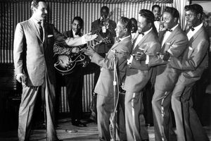 The Penguins with Johnny Otis