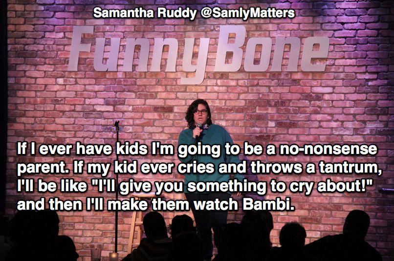 Samantha Ruddy meme