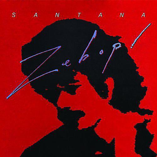 Santana - 'Zebop!'