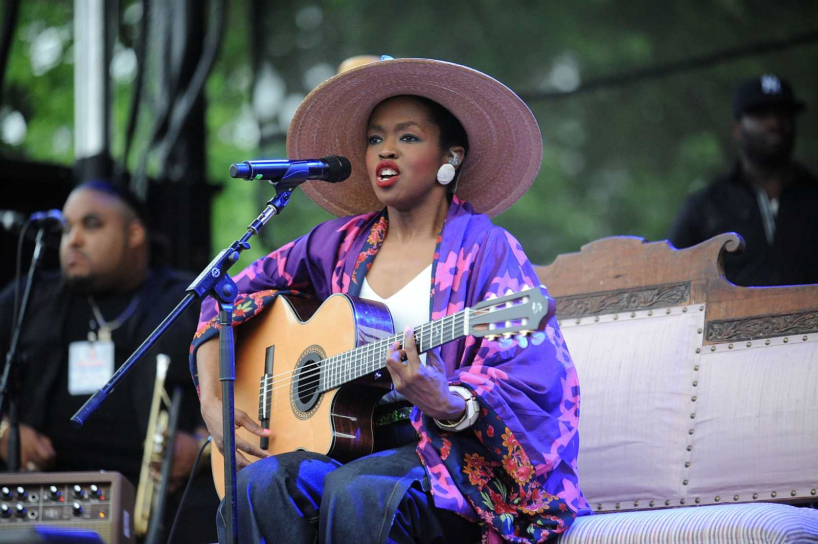 Montreal Jazz Festival 2016 lineup highlights include Lauryn Hill.