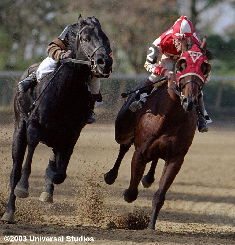 Horse racing Seabiscuit