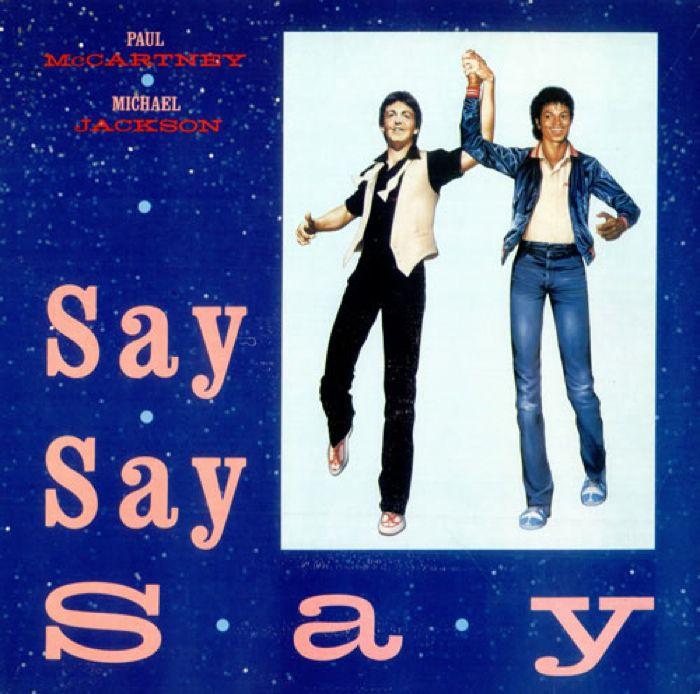 Michael Jackson and Paul McCartney - Say Say Say