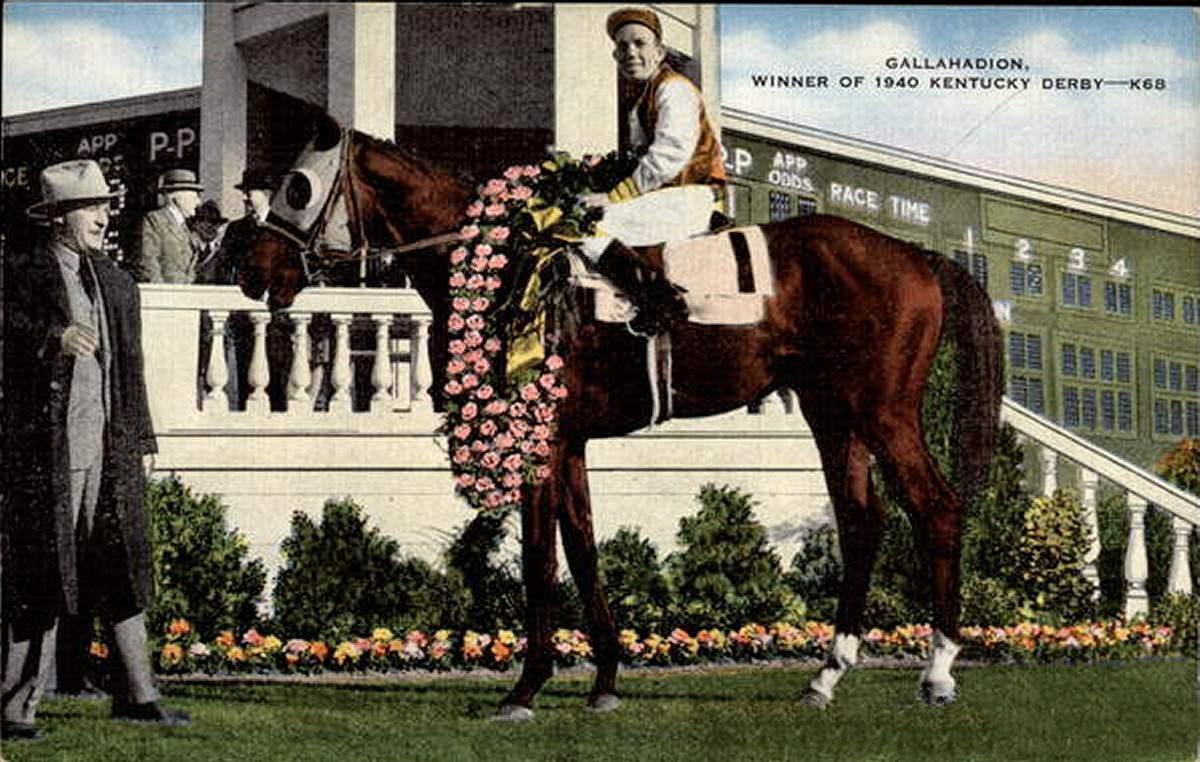 Gallahadion horse racing