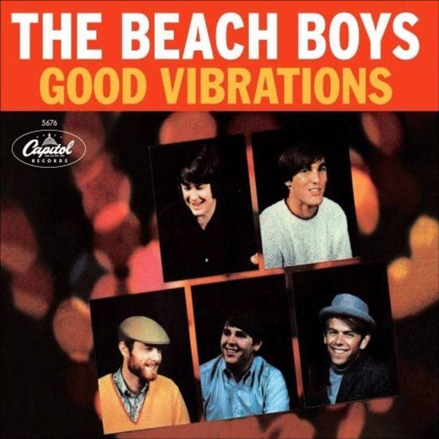 Beach Boys - Good Vibrations