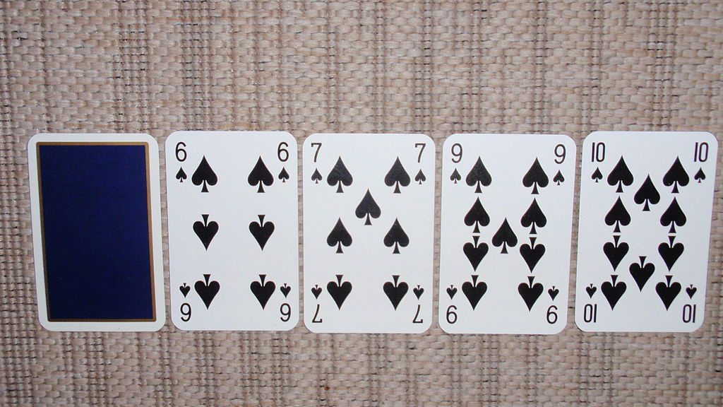 Rules For Playing Five Card Stud Poker