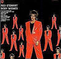 Rod Stewart's 1983 'Body Wishes' LP.