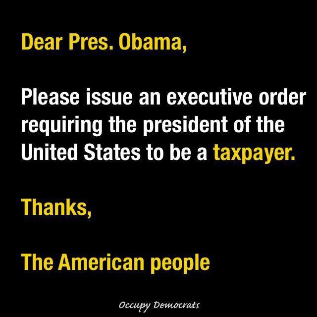 taxpayer - Trump meme