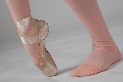 aad0fc0949ace Soften Pointe Shoes - Ballet Tips