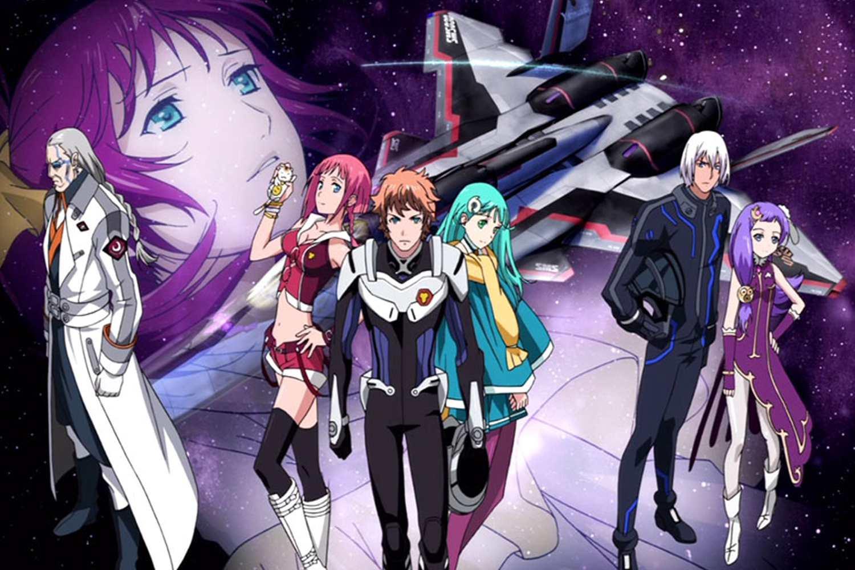 The Popular Macross Anime Series