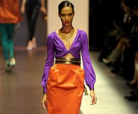 Gucci Spring/Summer 2011 fashion show