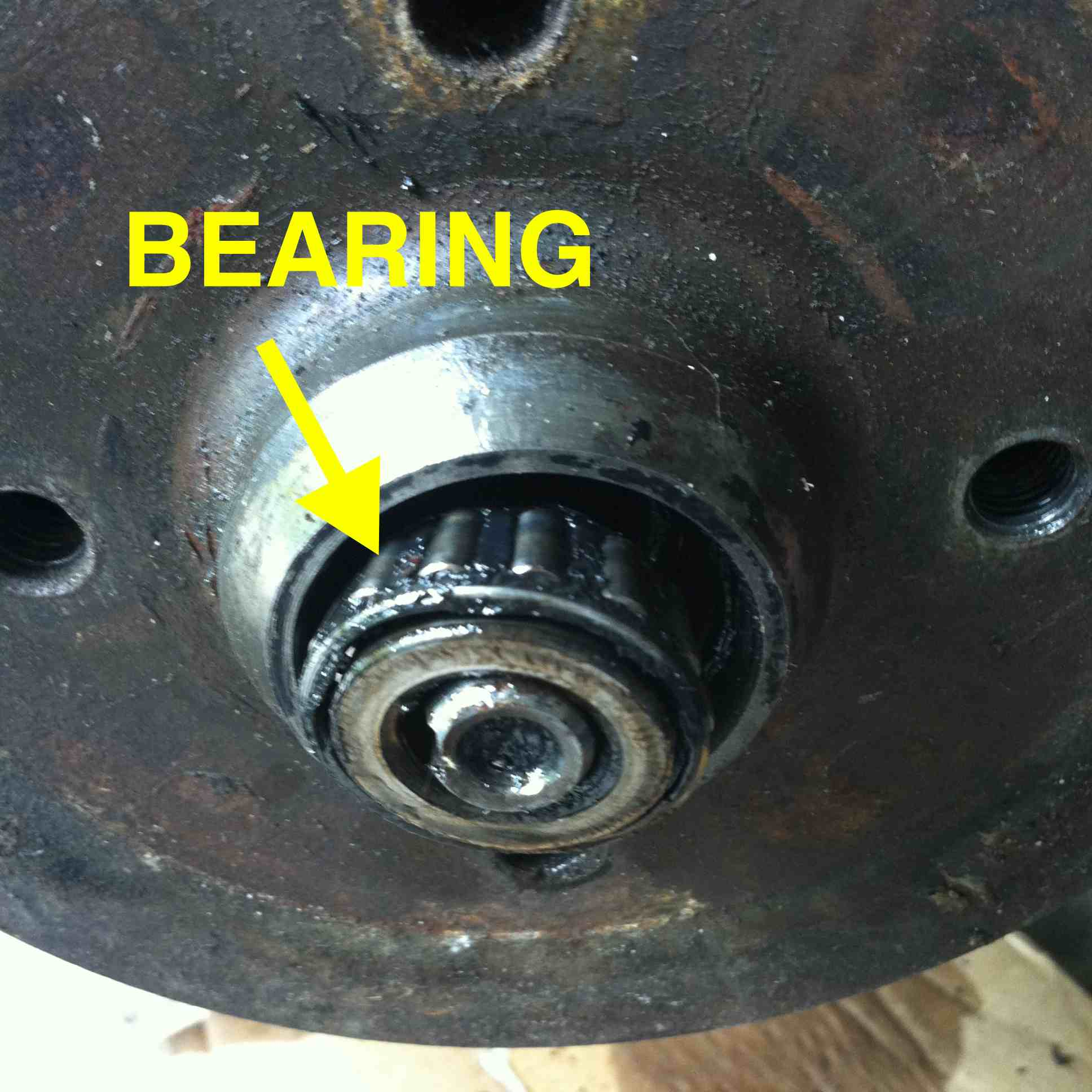 Repack or Change Wheel Bearings and Diagnose Problems