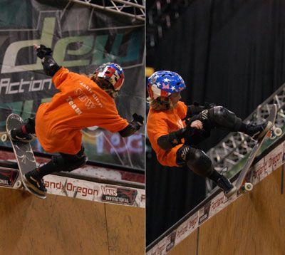 Baeley Ellis - Rock to Fakie Skateboarding Trick Tip
