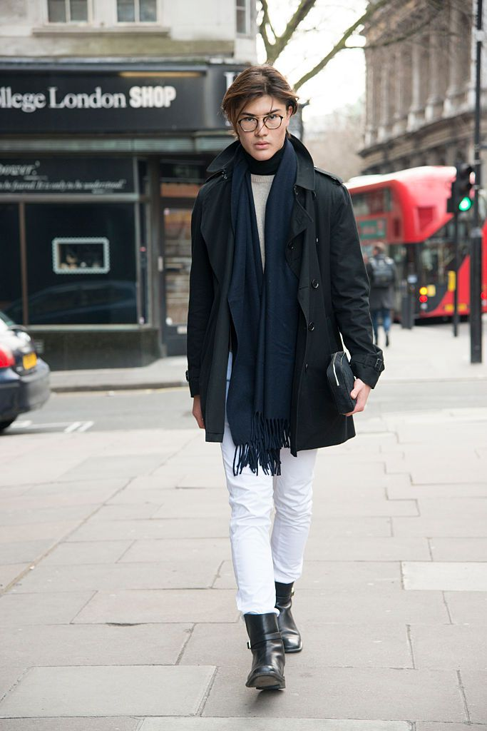 Men S Fashion Trend How To Wear White Jeans For Men