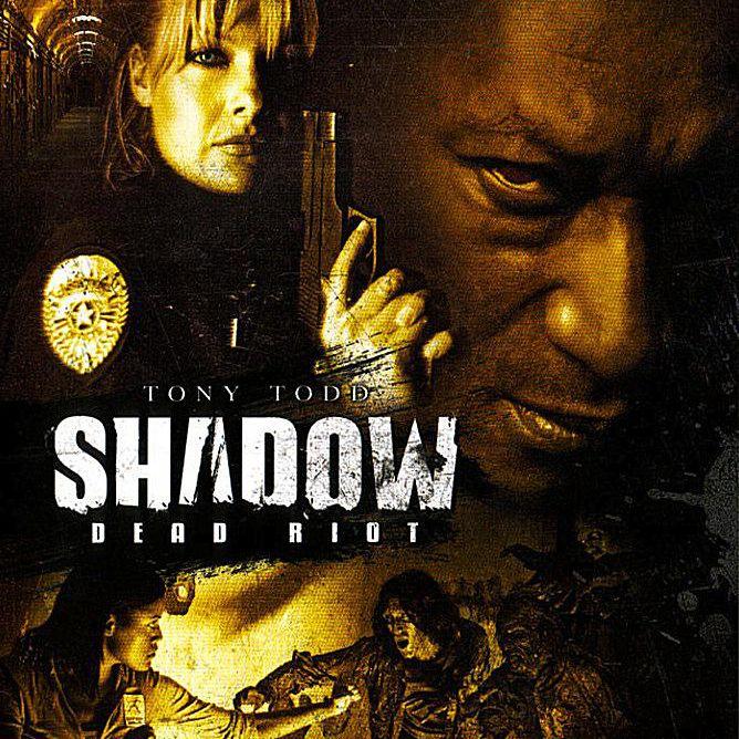 Shadow: Dead Riot African-American horror movie