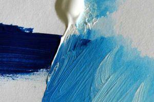 Paint Pigment Phthalo Blue PB15