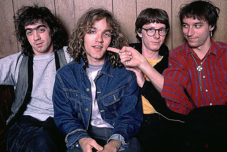R.E.M. on 7/7/84 in Chicago, Il.