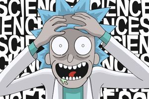 Question everything and you can bend the laws of time, space and reality, like mad-genius Rick Sanchez of Rick and Morty.
