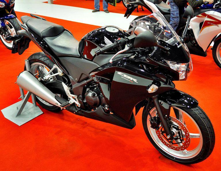 2011 Honda CBR250R Beginner Motorcycle Review