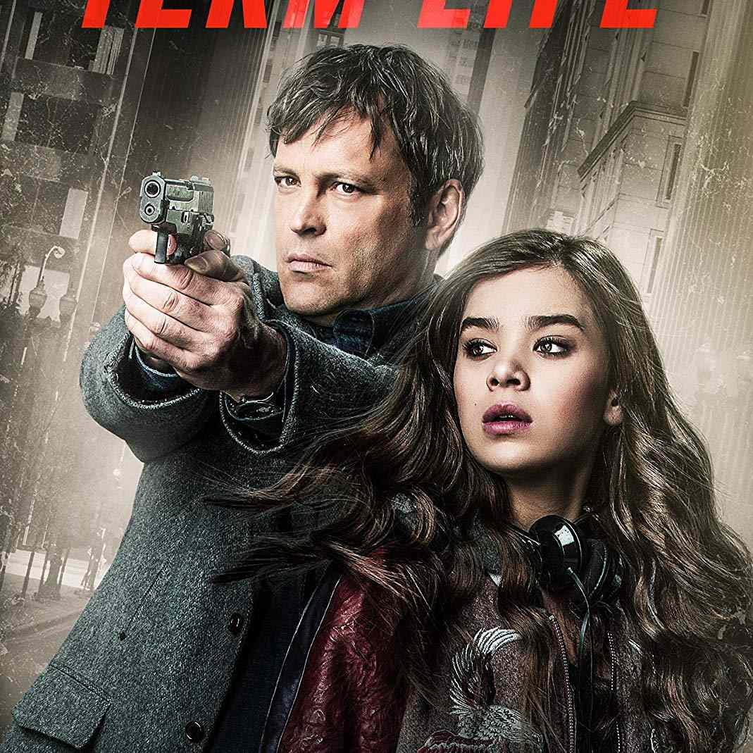 """Term Life"" DVD cover."