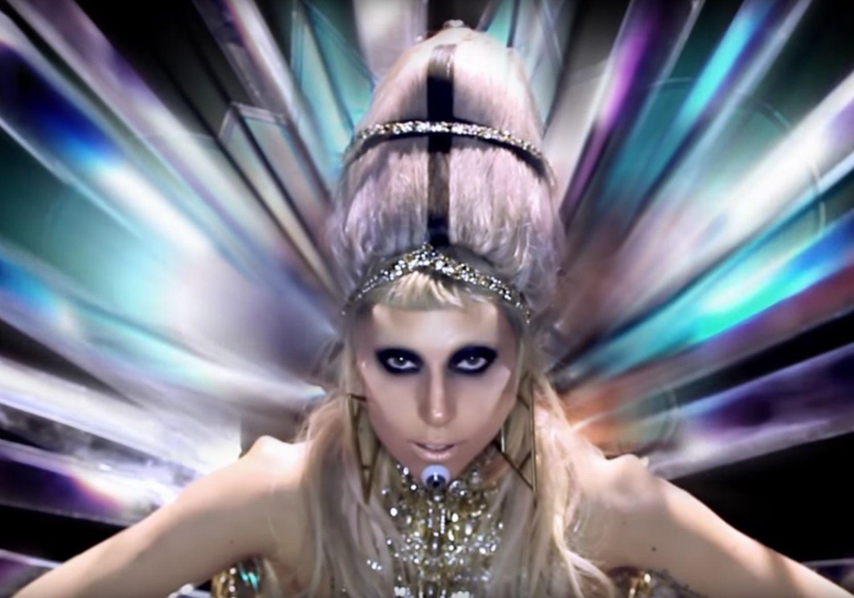 Lady Gaga Born This Way video