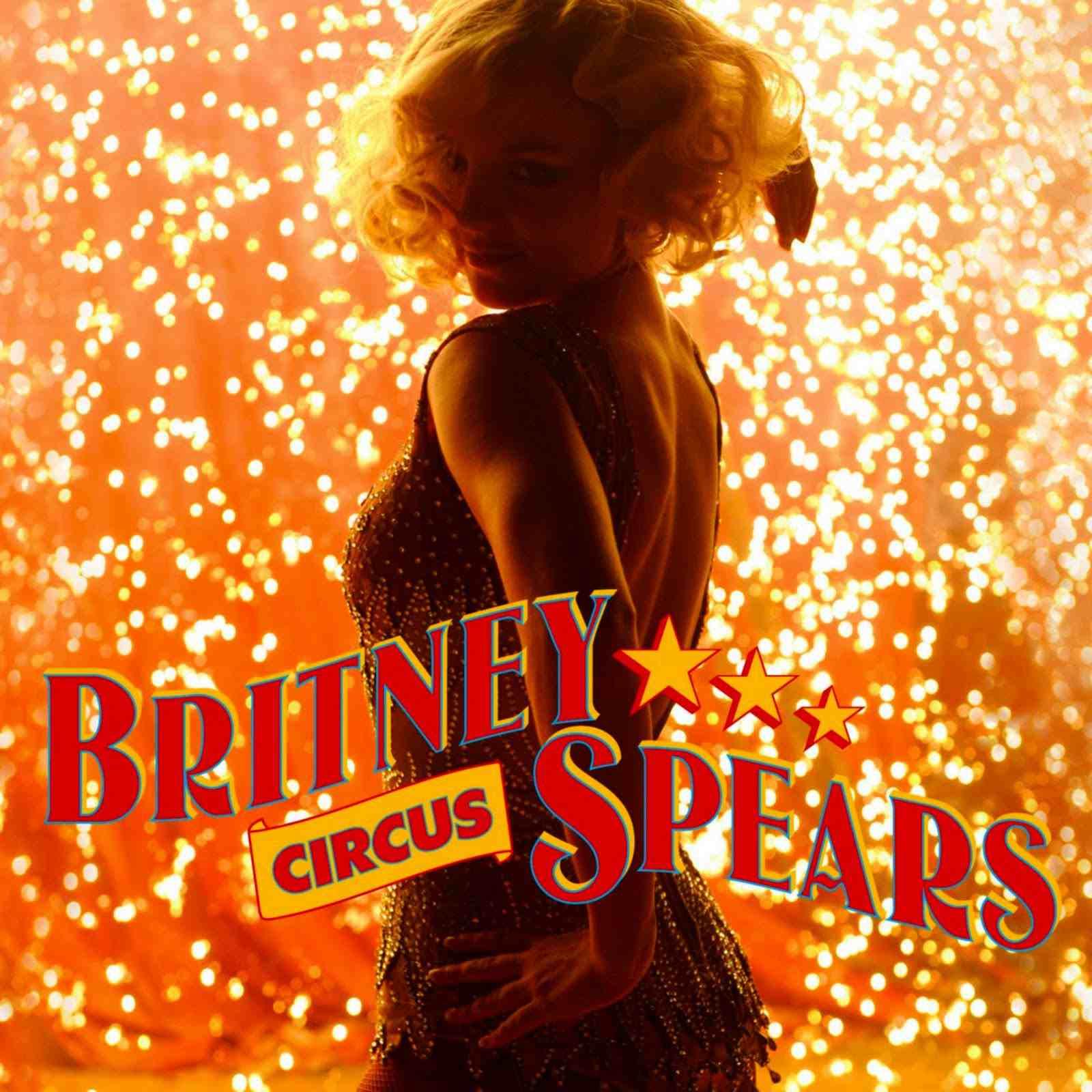Album art for Britney Spears - Circus