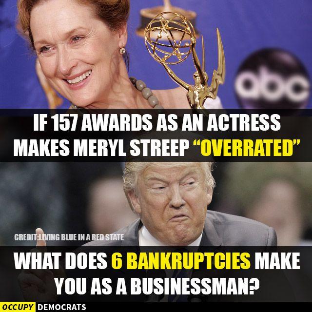 overrated - trump meme