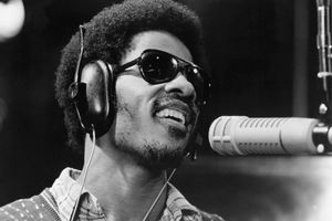 Stevie Wonder circa 1970