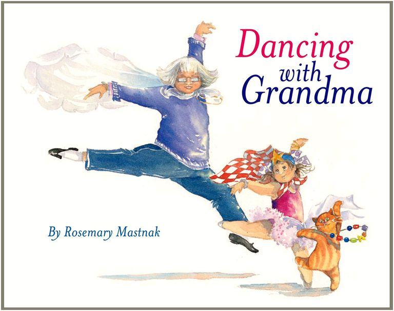 children's book about a grandmother and granddaughter