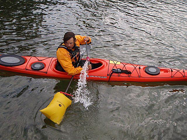 Sea Kayakers  More Deep Trouble