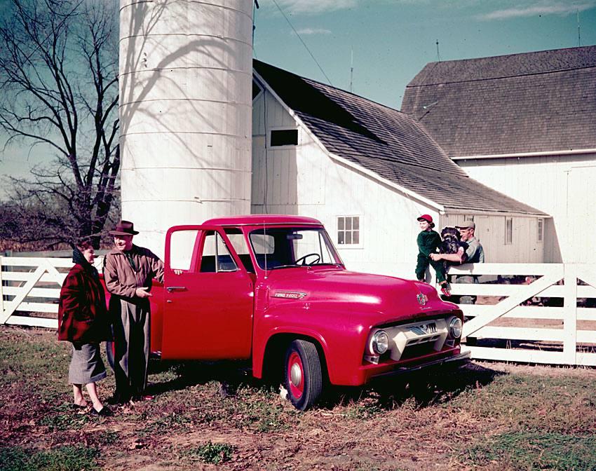 1954 Ford F-100 Truck