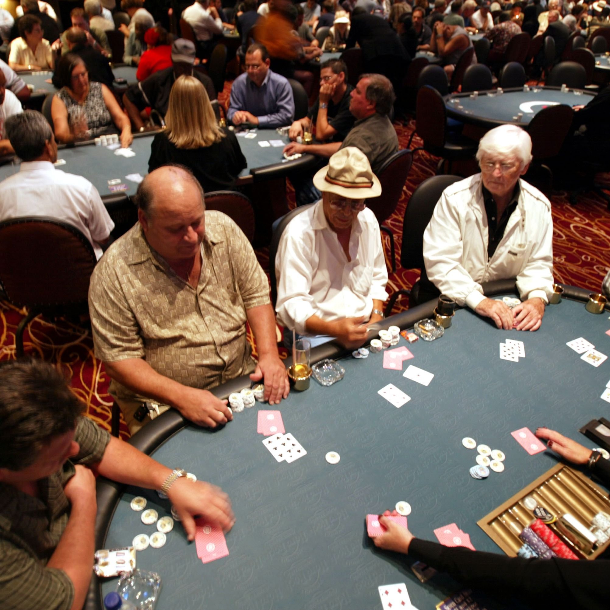 Casino Poker Rules And Etiquette For The Card Room