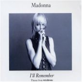 Madonna's I'll Remember cover