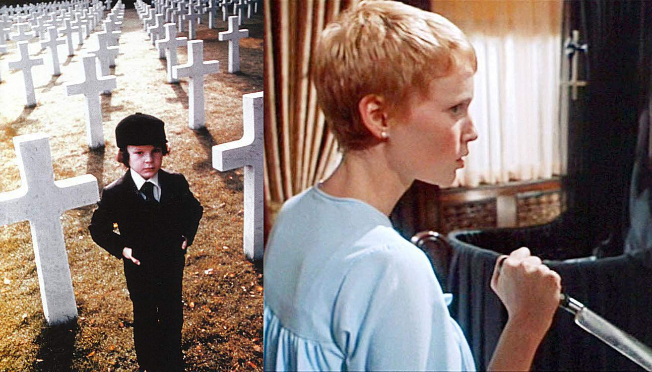 Horror Movie Crossovers: Damien vs. Rosemary's Baby