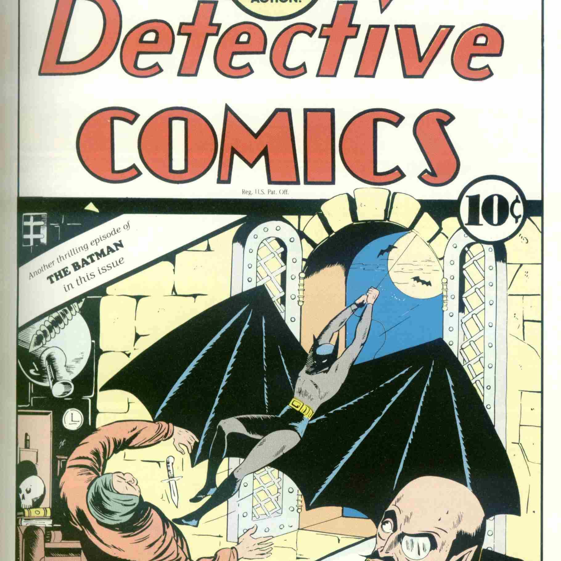 The Most Valuable Batman Comic Books