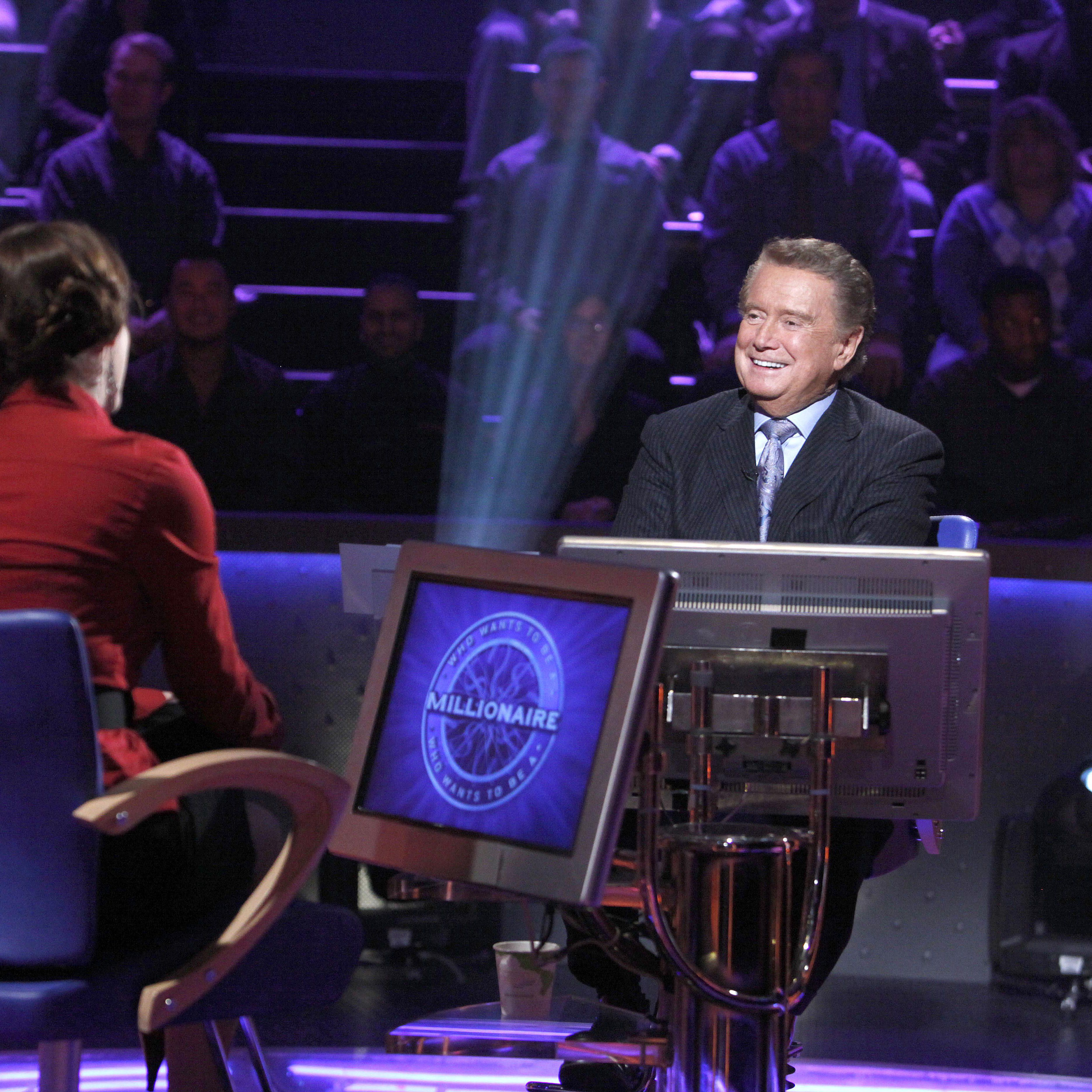 """Who Has Hosted """"Who Wants to Be a Millionaire?"""""""