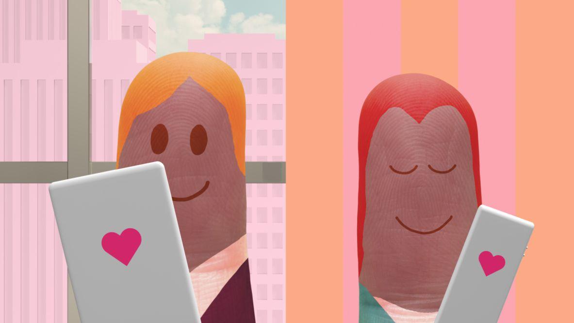 Dating site peste tot in lume)