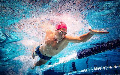 Set Up a Training Plan for a 5K Swim