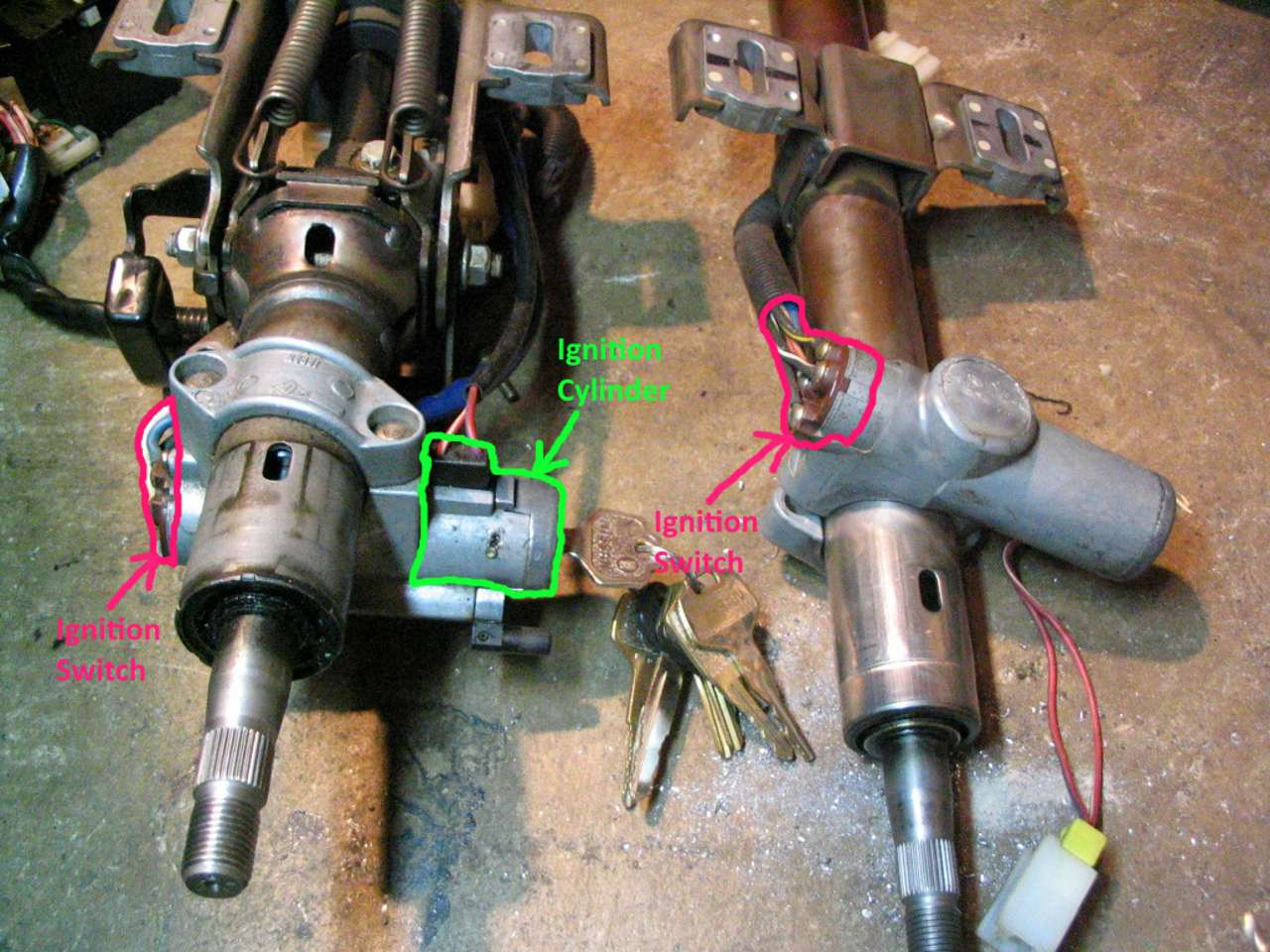 5 Ignition Switch Problems and How to Fix Them
