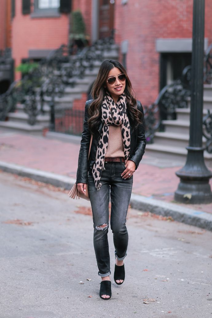 b0d0626dd0b 21 Cute Outfits With Jeans to Wear This Winter