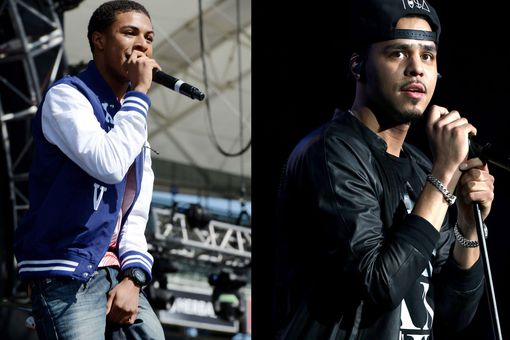 Diggy and J. Cole