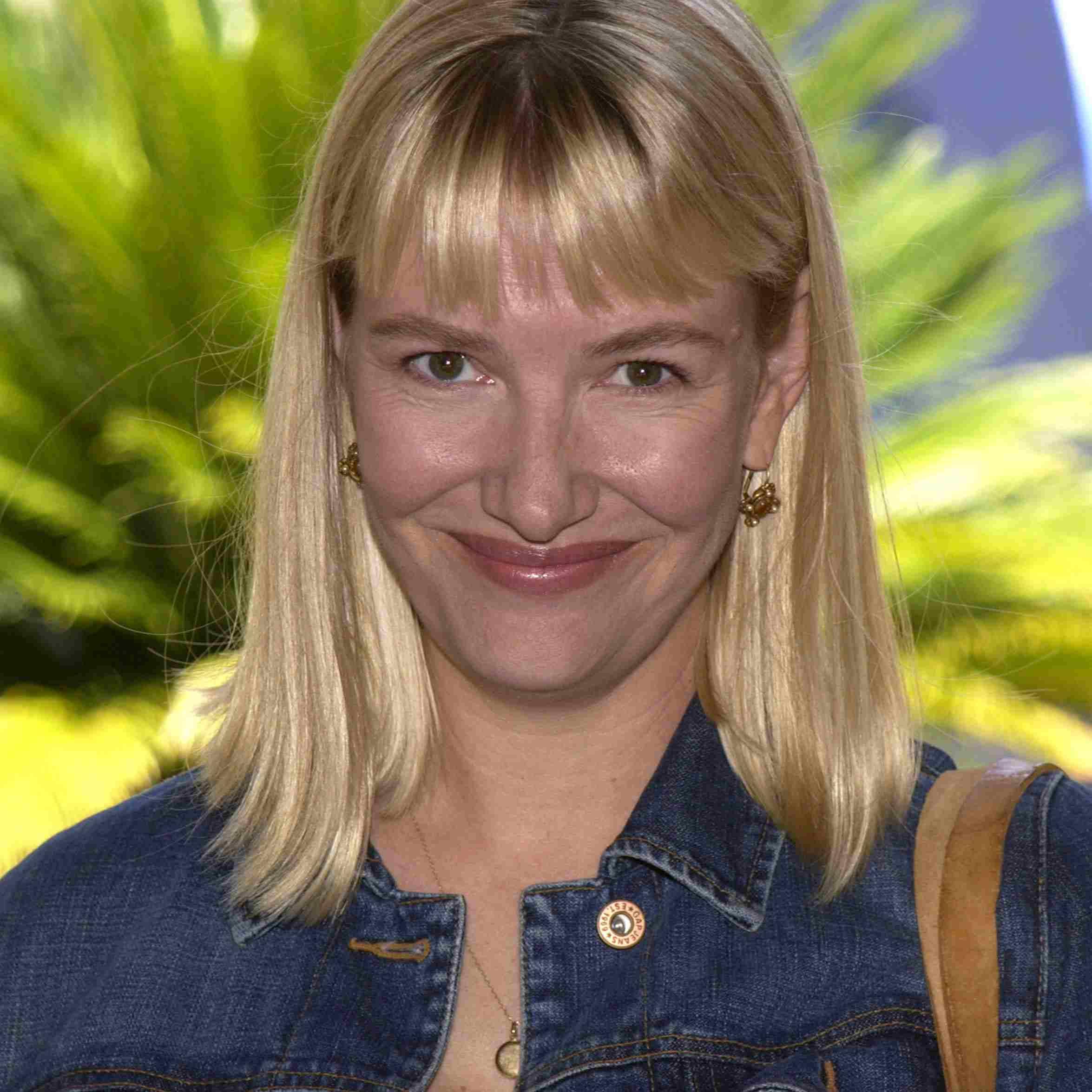 Ashley Gardner during Fox Broadcasting Summer 2002 Press Tour - Day 2 at Ritz Carlton Hotel in Pasadena, California, United States.