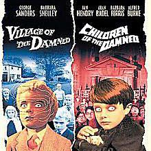 Village of the Damned DVD