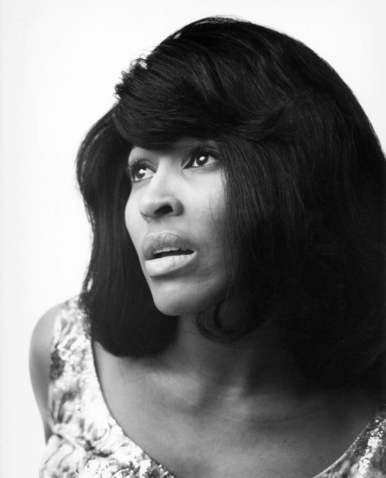 Tina Turner in the '60s