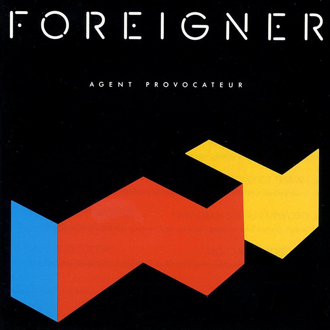 By 1984's 'Agent Provocateur,' Foreigner had all but abandoned its hard rock guitar sound.