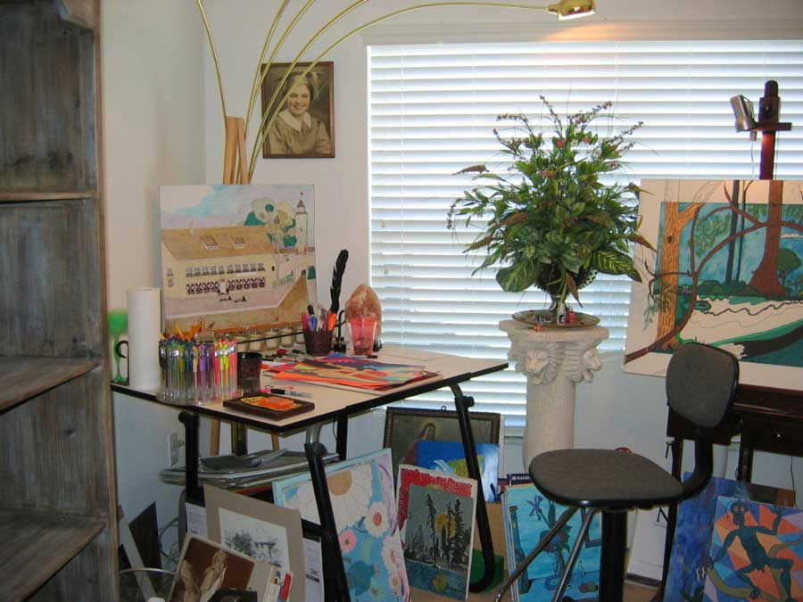 Photo Gallery: Painting Studios